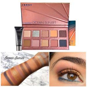 🎁LORAC-OCEAN SUNSET Eyeshadow Palette